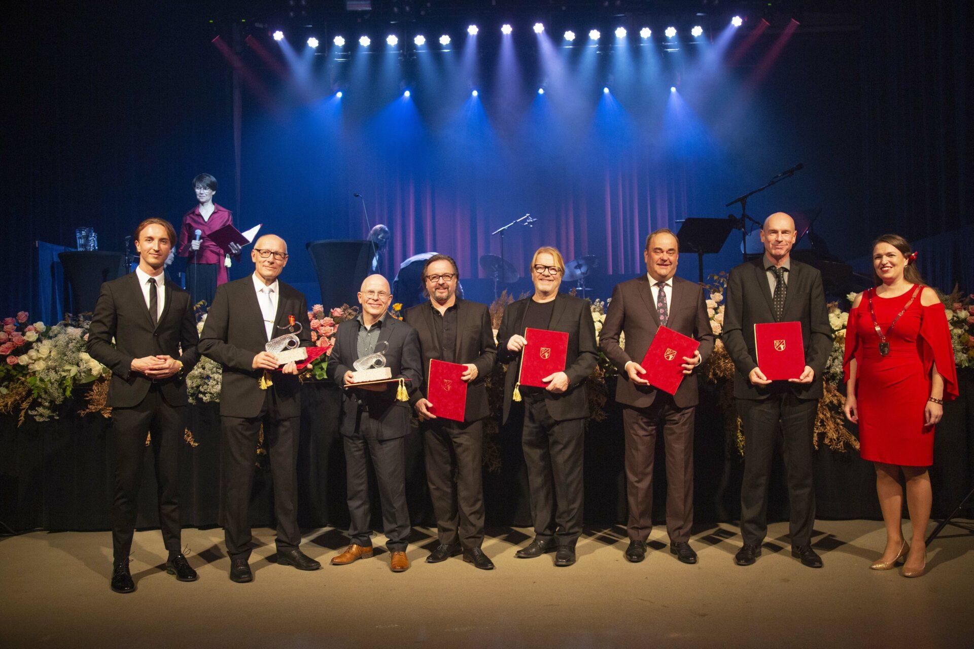Tampereen päivän palkintojen jako 2021